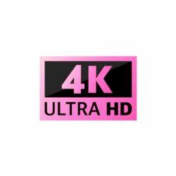 8MP UHD 4K